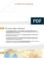 Ancient Indian Town Planning