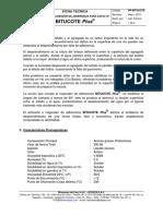3ficha Técnica Bitucote Plus - 2013