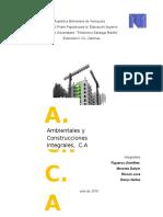 Proyecto de Diseño y Evaluacion