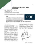 Identificacion Experimental Patrones
