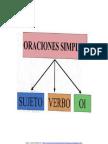 ORACIONES SIMPLES 3
