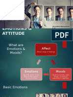 Emotions & Attitude