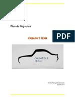 Plan de Negocios Actividad 1