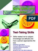 TestTaking Strategies