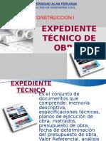 1.2- Expediente Tecnico