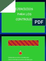 TECNICA Ejercicios