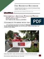 RHS Newsletter June2016