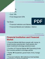 1 Capital Market Intro