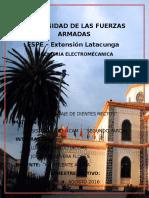 Informe Engranaje Recto IIIP