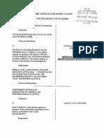 Skavdahl Fracking Decision 15-Cv-043-S Order