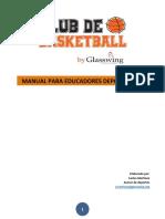 Guia de Basketball 2016 4 Sesiones 1
