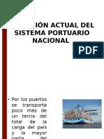 Situación Actual Del Sistema Portuario Nacional