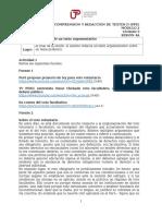 4A-PPE Redaccion de Un Texto Argumentativo
