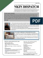 Rankin Dispatch August 2016