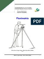 Topografia - Libro Planimetria