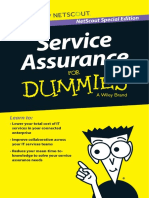 ServiceAssuranceSolutionForDummies.pdf
