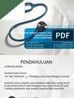 KTI anastesi - Thiroidektomi