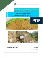Informe Sector Crítico km 79+020-79+060