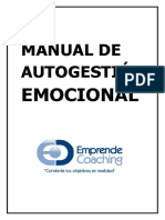 Manual Autogestion Emocional