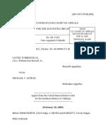 Lottie Turberville v. Michael J. Astrue, 11th Cir. (2009)
