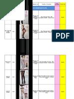 Sexy Import - Tabela Promoção Maio 2016 - VP