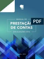 Manual Prestacao Contas Eleicoes 2016