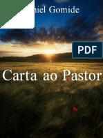 eBook Carta Ao Pastor - Daniel Gomide