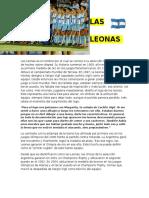 Las Leonas