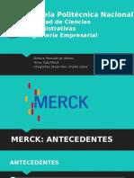 Investigacion Merck