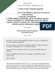 Williams v. AL State University, 102 F.3d 1179, 11th Cir. (1997)