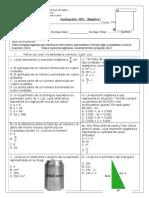 Prueba Mat 7 Algebra