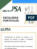 Escaleras Portátiles