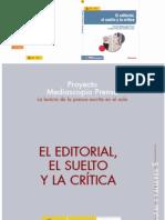 El Editorial El Suelto y La Critica. Talleres 11 y 121315013294835