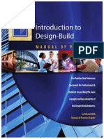 101_MOP_Introduction to Design Build