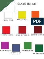 Cartela PDF cores