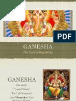Teachings of the Hindu Gods 03 Ganesha, Lord of Beginnings