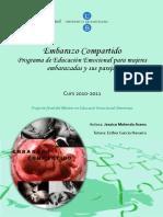 Embarazo Compartido, Programa de Educación Emocional Para Mujeres Embarazadas y Sus Parejas