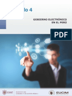 Mod4Gobierno Electronico Peru