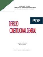 Ensayo Derecho Constitucional