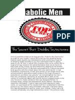 Anabolic Men Community