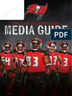 2015 Tampa Bay Buccaneers Media Guide