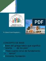 El GP Como Base de La Estructura de La Iglesia