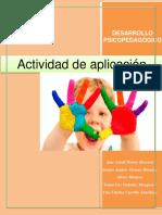Actividad Taller Práctico Psicopedagogia