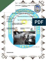 Informe de Electricos II