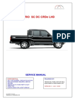 Mahindra PIK-UP Service Manual pdf | Turbocharger | Internal