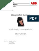 English Communication Hand Book