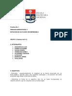 informe mecanica 1