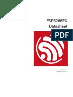 datasheet Esp8266ex