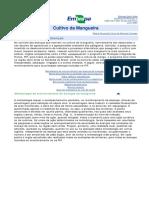 Doenças e Pargas Da Mangueira (2016)