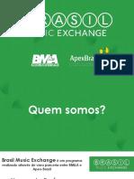 BME Brasil Music Exchange